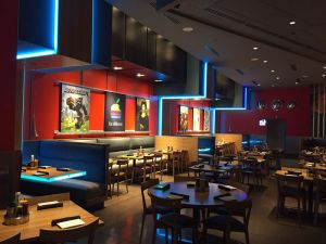 Custom Restaurant Woodwork Atlanta